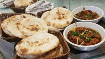 Surprise Dinner at Shelton's Rezidor Dir, on way to Kumrat