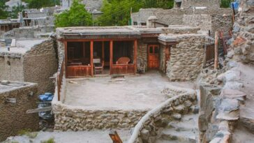 Beauty of KarimAbad hunza valley Baltit fort . . . . . . . . . . . . . . . . .