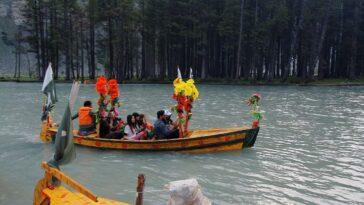 Boating scenes