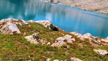کوئی تو ہے جو نظام ہستی چلا رہا ہے وہی خدا ہے Zumalo Lake, Paloga Valley Matilta