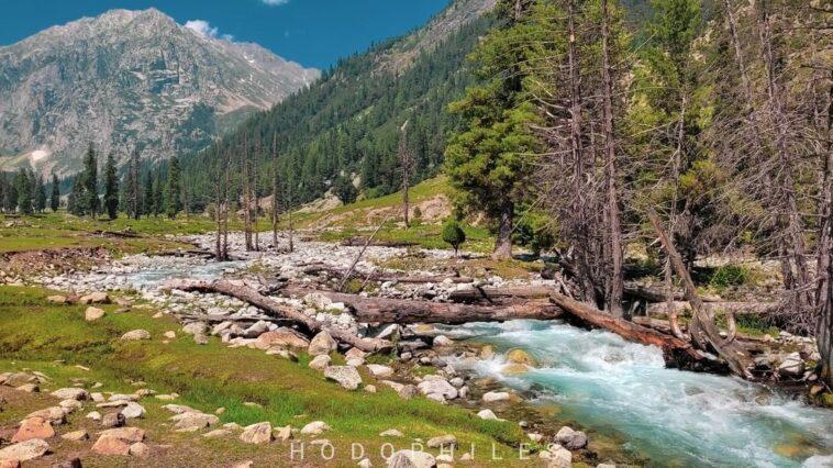 Janshai stream, Anakar, Swat