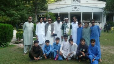 During swat tour with dear students and Mr Imran Khan sb at Marghuzar