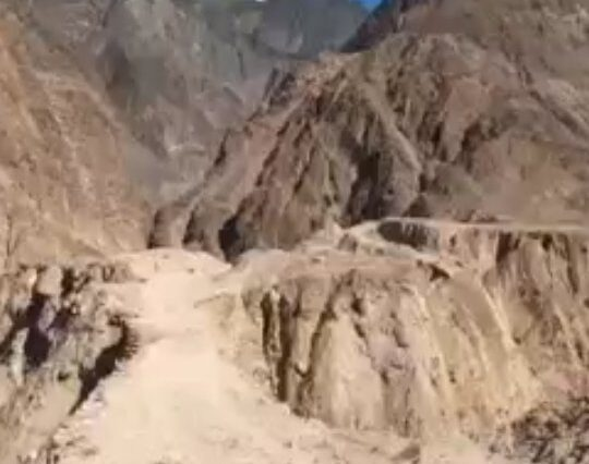 Will you dare to drive here? Kaltaro Death Road