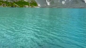 Mushroom Lake , Upper Shahibagh utror - Swat Valley . . . . . . . . . . . . . .