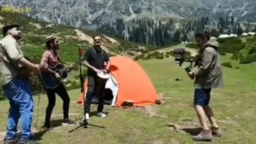 Welcome to Swat Pakhair Raghley Janshai Meadows, KalamVideo By: Ukhano