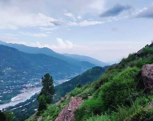 Swat valley hometown     ,